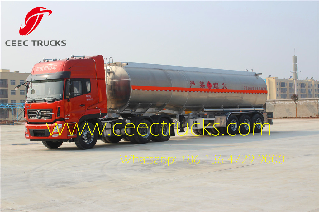 ceec produced fuel tanker semitrail