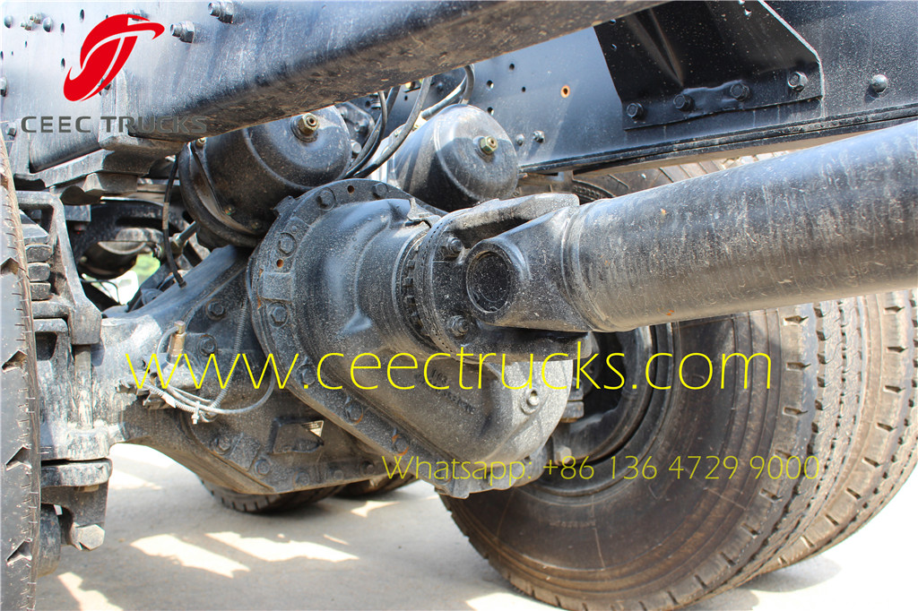 beiben 20 CBM fuel tanker truck chassis