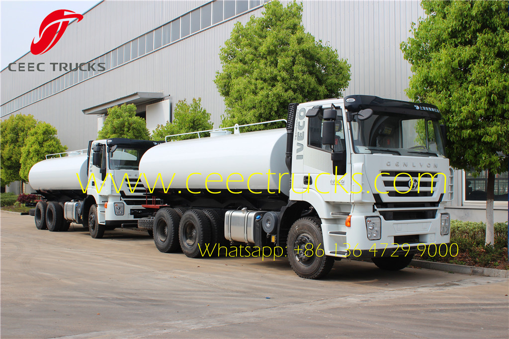 IVECO water camion
