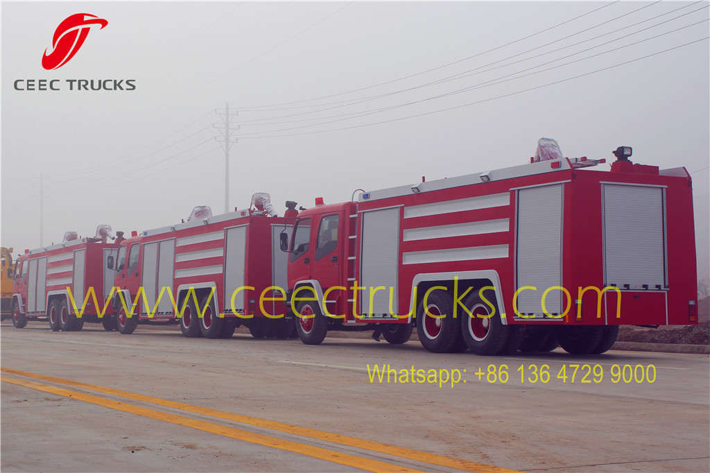 Firefighting Export to Algeria