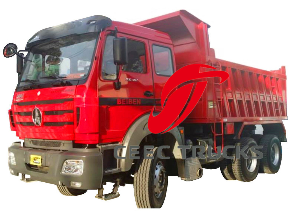 beiben 40T dump truck for sale