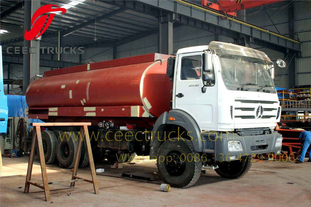 china water tanker price