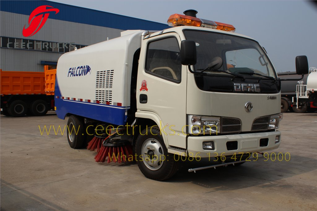 dongfeng road sweeper
