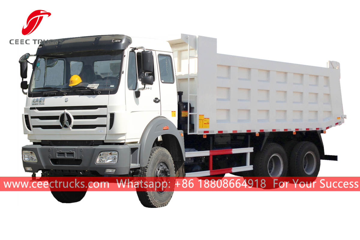 North benz Tipper truck for sale