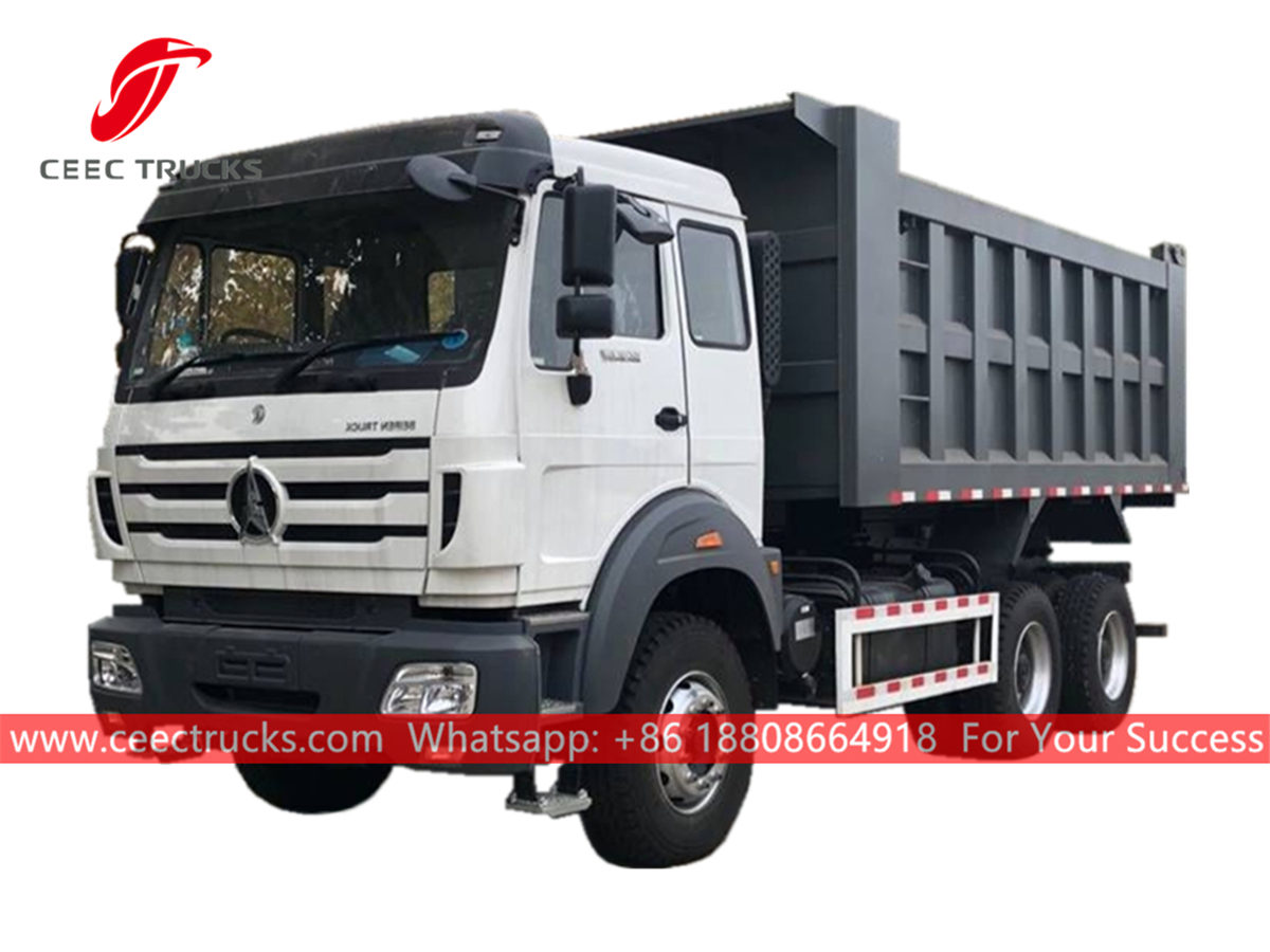 North benz tipper lorry