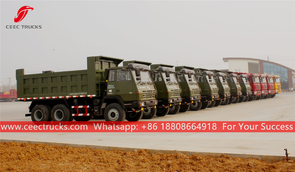 Good quality dump trucks for sale