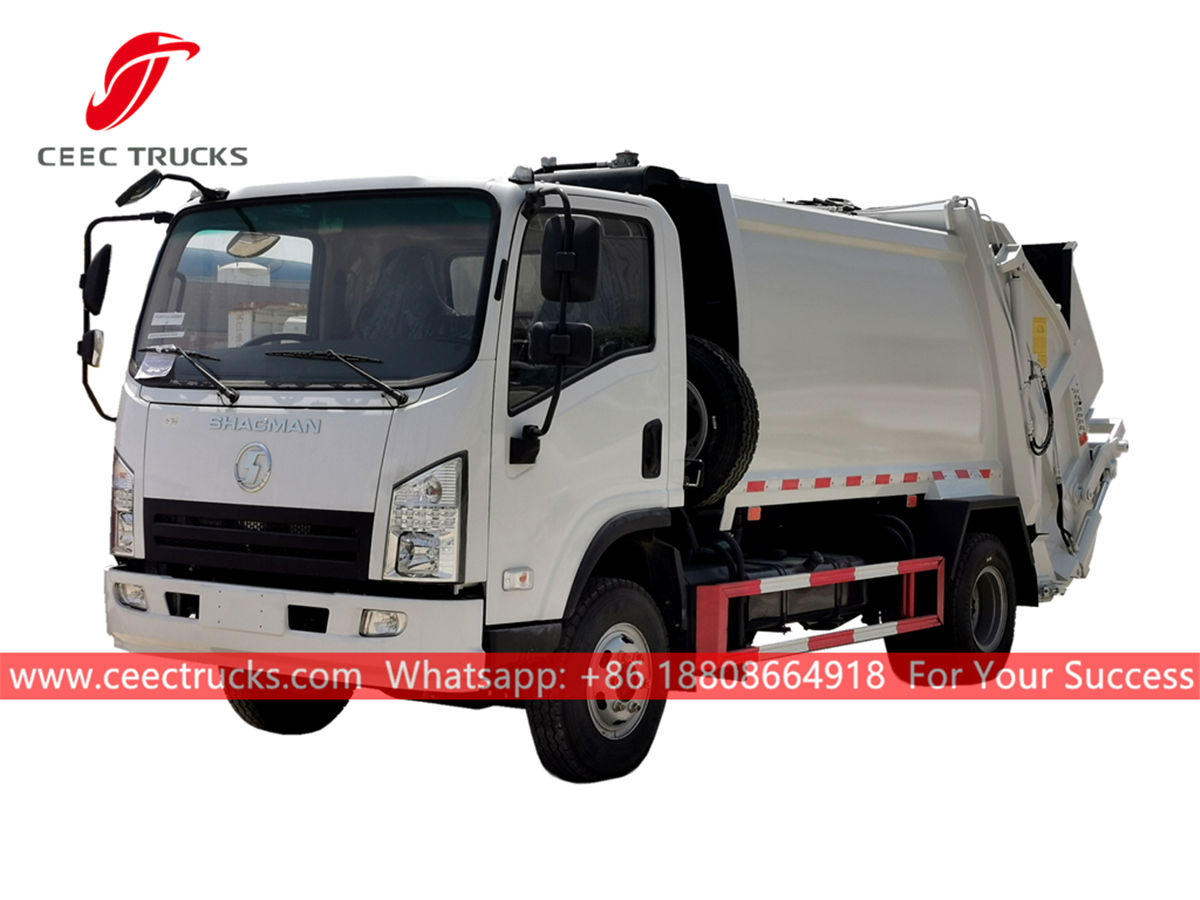 Hot sale garbage compactor 5,000liters