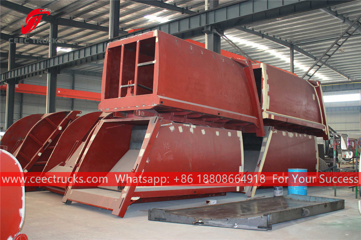Garbage compactor manufacturer in China