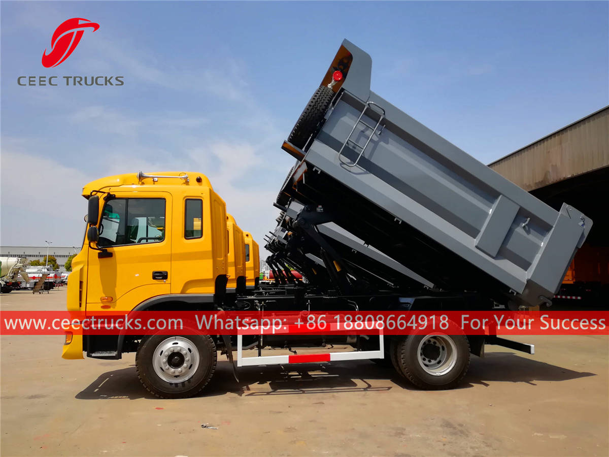 HOWO Dumper trucks for sale
