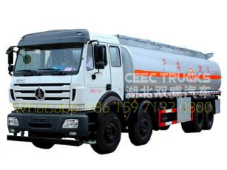 North benz beiben 40 cbm pétrolier camion