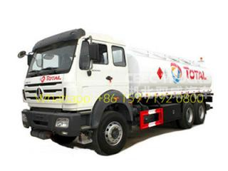 Nord benz 20000 litres huile camions-citernes