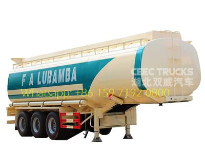 best 45 CBM fuel tanker semitrailer manufacturer supply