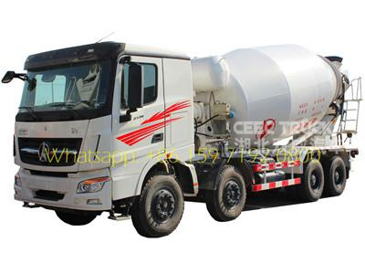 BEIBEN/North benz 12CBM and 14m3 CONCRETE MIXER TRUCK