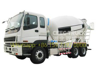 japenses technologie isuzu 10 cbm ciment transport camion prix