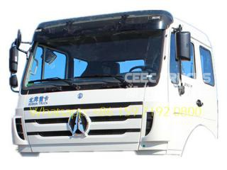 ensemble de cabine de conduite north benz white ng80b