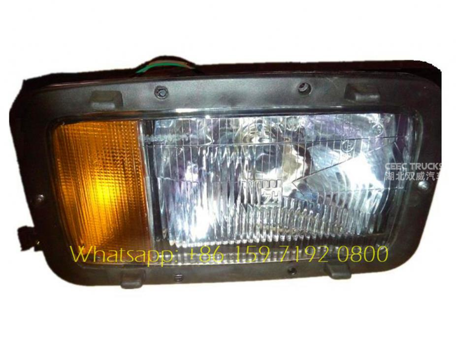 North benz truck NG80A head lamp sale 5008203161