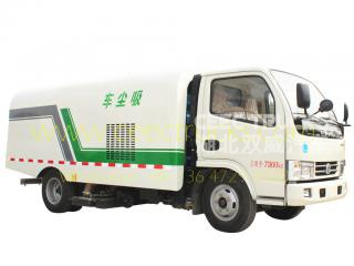 dongfeng 5000l balayeuse de route