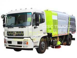 dongfeng 12,000l véhicule balayeuse-CEEC TRUCKS