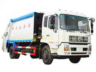 Dongfeng 14 cbm chariot à ordures
