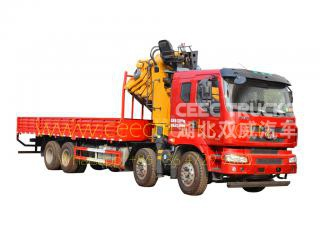meilleur 25 t knuckle boom grue camion dongfeng