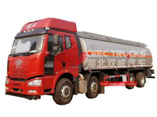 25.500l carburant pétrolier faw-CEEC TRUCKS