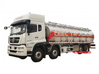 camion de transport de carburant sinotruk 8x4-CEEC TRUCKS