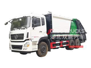 Dongfeng 18cbm refuser camion de compression-CEEC TRUCKS