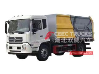 Collecteur d'ordures 12cbm dongfeng-CEEC TRUCKS