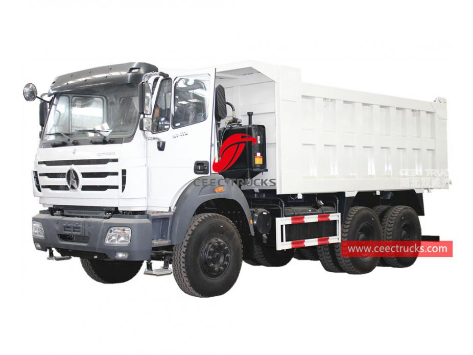 North benz Tipper truck